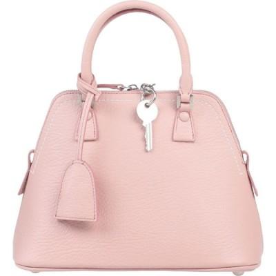メゾン マルジェラ MAISON MARGIELA レディース ハンドバッグ バッグ handbag Light pink