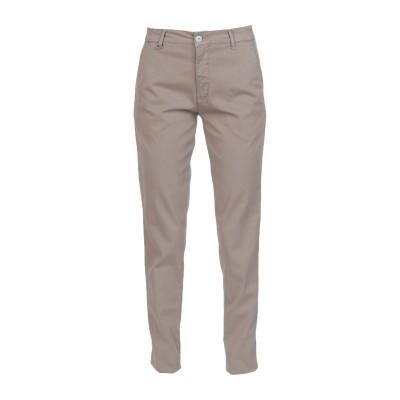 LIU •JO MAN パンツ カーキ 28 コットン 97% / ポリウレタン 3% パンツ