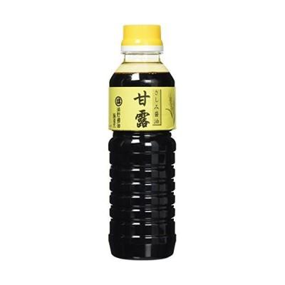 浦野醤油醸造元 甘露 (さしみ醤油) 360mL