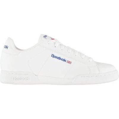 リーボック Reebok Lifestyle メンズ スニーカー シューズ・靴 npc ii trainers White