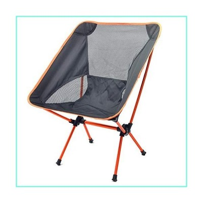 GUAWJRZDP Portable Foldable Outdoor Camping Chair Stool,Breathable and Comfortable,Aluminum Alloy Frame,Suitable for Fishing Picnic Barbecue