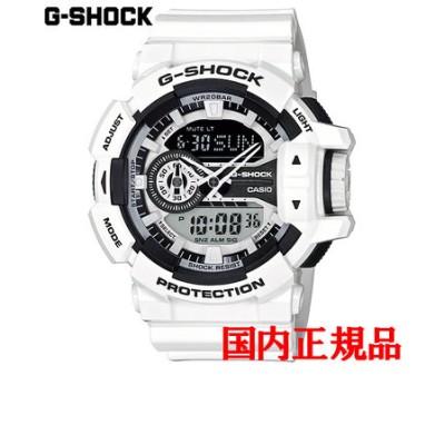 正規品 カシオ G-SHOCK クォーツ メンズ腕時計 GA-400-7AJF