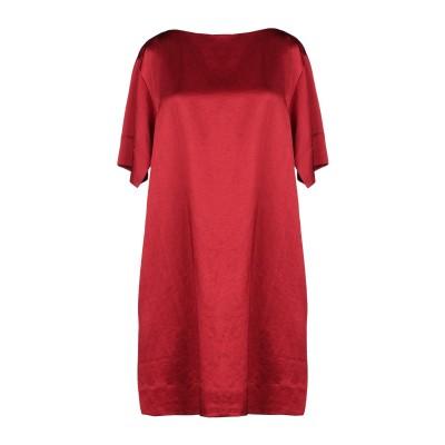 アクネ ストゥディオズ ACNE STUDIOS ミニワンピース&ドレス レンガ 34 レーヨン 100% ミニワンピース&ドレス