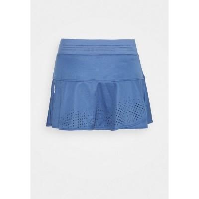 アディダス スカート レディース ボトムス MATCH - Sports skirt - creblu/alumin