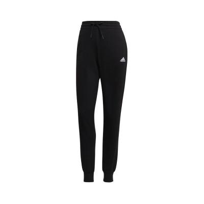 【アディダス】 エッセンシャルズ フレンチテリー ロゴ パンツ / Essentials French Terry Logo Pants レディース ブラック S adidas