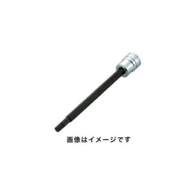 【メール便選択可】KTC BT2-04L 6.3sq. ロングヘキサゴン ビットソケット 4mm
