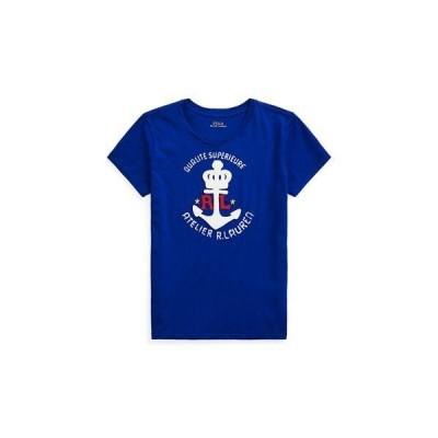 POLO RALPH LAUREN / ポロ ラルフ ローレン アンカー グラフィック コットン Tシャツ