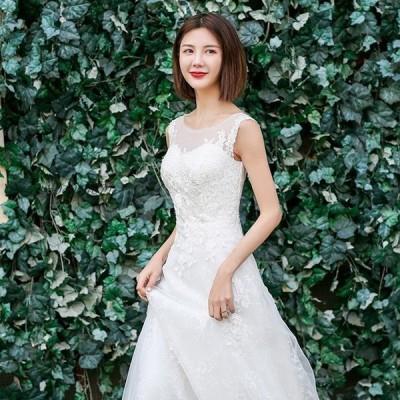 ロングドレス 発表会 ウェティグドレス 結婚式 大きいサイズ 挙式 Aラインドレス 披露宴 前撮り ウエディング 二次会 パーティードレス おしゃれ 安い 花嫁