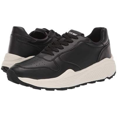 スティーブマッデン Sardan Sneaker メンズ スニーカー 靴 シューズ Black Leather