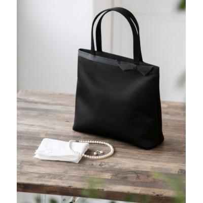 form forma / フォーマル雑貨・4点セット/トートバッグ・ネックレス・イヤリング・ハンカチ WOMEN バッグ > ハンドバッグ