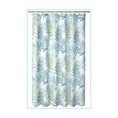 新品SKL Home by Saturday Knight Ltd. Maui Fabric Shower Curtain, Multicolored
