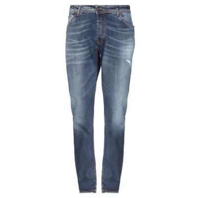 LIU •JO MAN ジーンズ ブルー 29 コットン 98% / ポリウレタン 2% ジーンズ