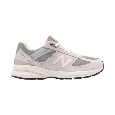 (取寄)ニューバランス レディース シューズ 990v5 New Balance Women's Shoes 990v5 Nimbus Cloud Silver 送料無料