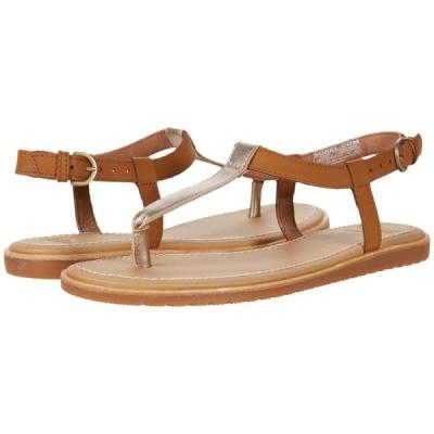 ソレル SOREL レディース サンダル・ミュール シューズ・靴 Bailee T-Strap Sandal Camel Brown