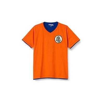 [ドラゴンボールゼット] Tシャツ 12893254 メンズ オレンジ(亀) L