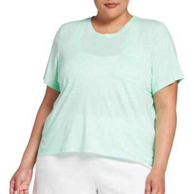 DSG シャツ トップス レディース DSG Women's Must Have Crop T-Shirt Deep Teal