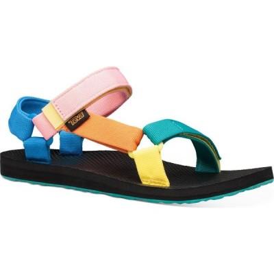 テバ Teva レディース サンダル・ミュール シューズ・靴 Original Universal Sandals Ziggy White