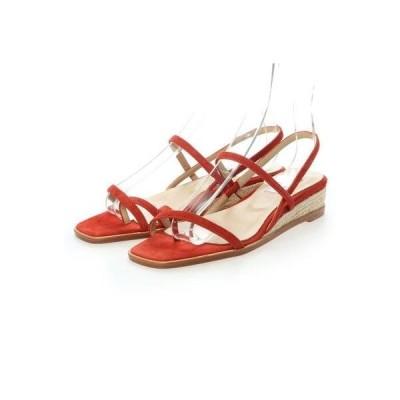 ペリーコ サニー PELLICO SUNNY PJ20-0120 細ストラップデザインサンダル (BRICK RED)