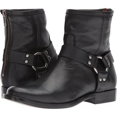 フライ レディース ブーツ FRYE Women's Phillip Short Harness Boot