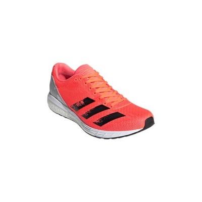 adidas/アディダス  adizero Boston 8 m 30.5cm シグナルコーラル×コアブラック×フットウェアホワイト EG7893