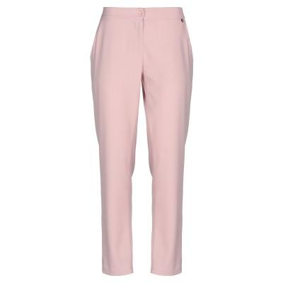 FLY GIRL パンツ ピンク 46 ポリエステル 95% / ポリウレタン 5% パンツ