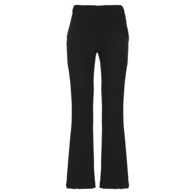 HANITA パンツ ブラック 38 ポリエステル 97% / ポリウレタン 3% パンツ