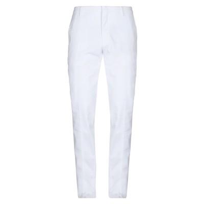 MICHAEL COAL パンツ ホワイト 31 コットン 97% / ポリウレタン 3% パンツ