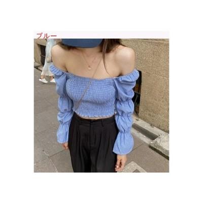 【送料無料】何でも似合う スクエアネック ストライプのシャツ 女 年 秋 ランタンス   364331_A63401-8284241