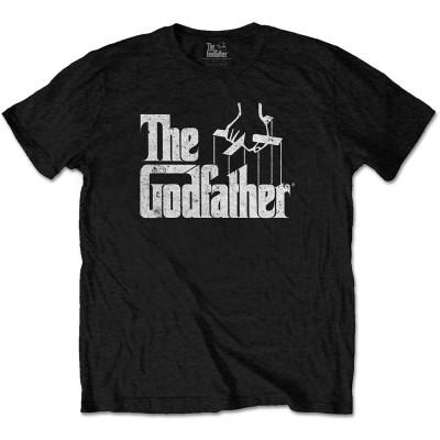 GODFATHER ゴッドファーザー - Logo White / Tシャツ / メンズ 【公式 / オフィシャル】(M)