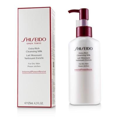 資生堂 洗顔フォーム Shiseido 洗顔料 ディフェン ビューティー エキストラ リッチ クレンジング ミルク 125ml