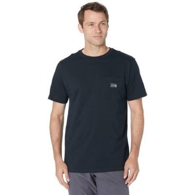 マウンテンハードウェア メンズ シャツ トップス MHW Logo¢ Label Short Sleeve Pocket Tee