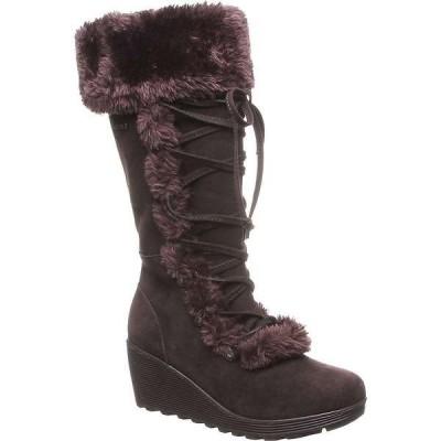 ベアパウ レディース ブーツ・レインブーツ シューズ Bearpaw Women's Minka Boot