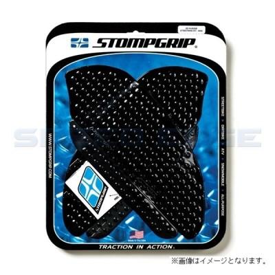 [55-10-0020B] STOMPGRIP(ストンプグリップ) トラクションパッドタンクキット ブラック CBR600RR 07-12