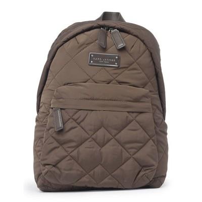マークジェイコブス バックパック MARC JACOBS Quilted Nylon School Backpack (ASH) キルティング ナイロン バックパック/リュック (アッシュ)