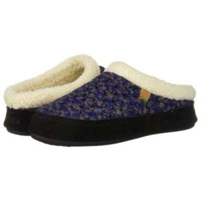 エーコーン Acorn レディース スリッパ シューズ・靴 Jam Mule Blueberry