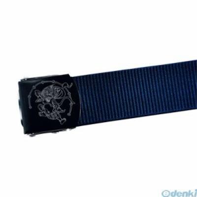 モトコマ(MKK) [KSH-13B] ワンタッチベルト ブラックバックルタイプ・雷神 KSH13B