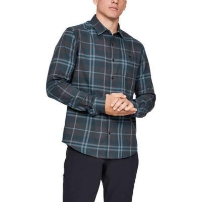 アンダーアーマー メンズ シャツ トップス Under Armour Men's Tradesman Flannel Long Sleeve Shirt