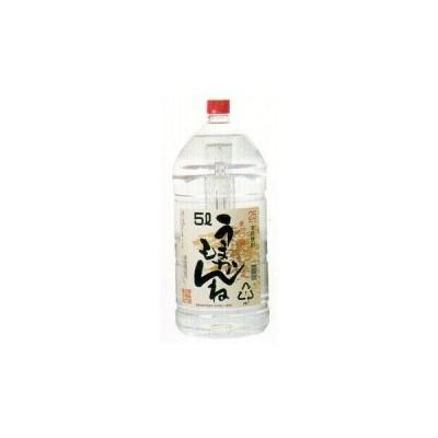 うまかもんね 本格麦焼酎(むぎ) 25度 5Lペット(PET) 1ケース(4本入)宮崎県 神楽酒造