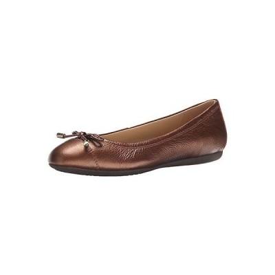 フラット ぺったんこ オックスフォード ゲオックス Geox Wlola97 レディース Lola97 Ballet フラットBR/. Copper
