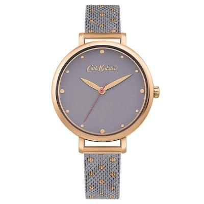 【正規販売店】 キャスキッドソン Cath Kidston レディース 腕時計 時計 CKL103ERGM かわいい おしゃれ ブランド ウォッチ 女性 プレゼント ギフト
