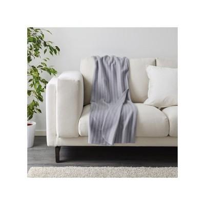 IKEA・イケア ひざ掛け 毛布 VITMOSSA ひざ掛け, グレー (703.048.90)
