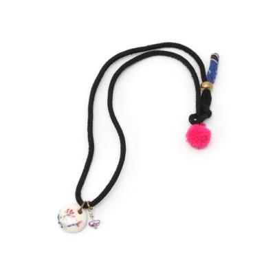 チャイハネ / 【岩座】リス紐紫水晶ネックレス WOMEN アクセサリー > ネックレス