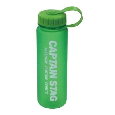 ウォーターボトル500(グリーン) ( UE-3260 / CAG10251787 )( キャプテンスタッグ ウォーターボトル 水筒 )(QCB02)