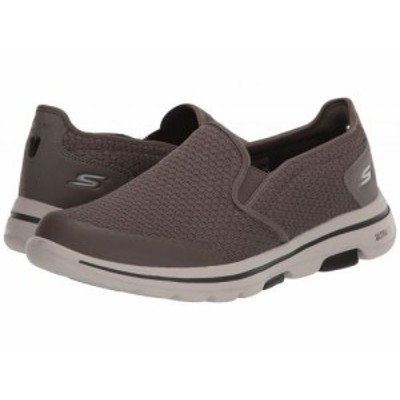SKECHERS Performance スケッチャーズ メンズ 男性用 シューズ 靴 スニーカー 運動靴 Go Walk 5 Apprize Khaki【送料無料】