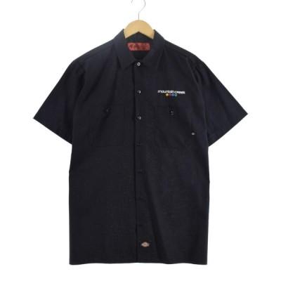 ディッキーズ Dickies 半袖 ワークシャツ メンズL /eaa153240