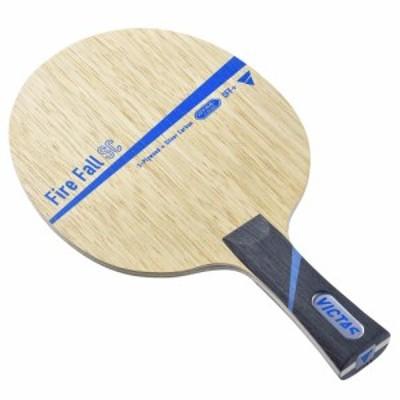 VICTAS 027704 卓球 ラケット ファイヤーフォールSC FL ビクタス18SS【取り寄せ】
