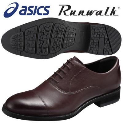 ランウォーク ビジネスシューズ アシックス Runwalk ウォーキングシューズ WR829T 28 ダークブラウン 送料無料
