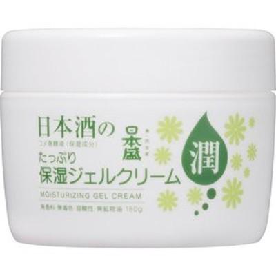 日本酒の保湿ジェルクリーム 180g