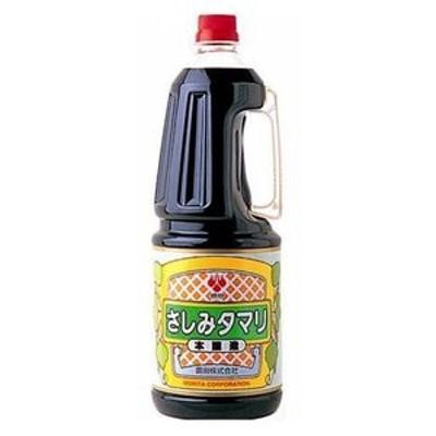 【盛田】さしみタマリ 1.8L ペット 業務用 醤油 しょうゆ