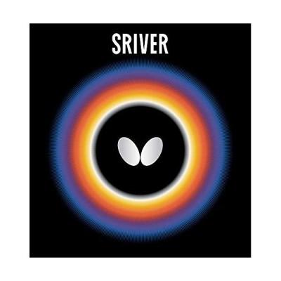 バタフライ(Butterfly) 卓球用ソフトラバー スレイバー 05050 ブラック 厚